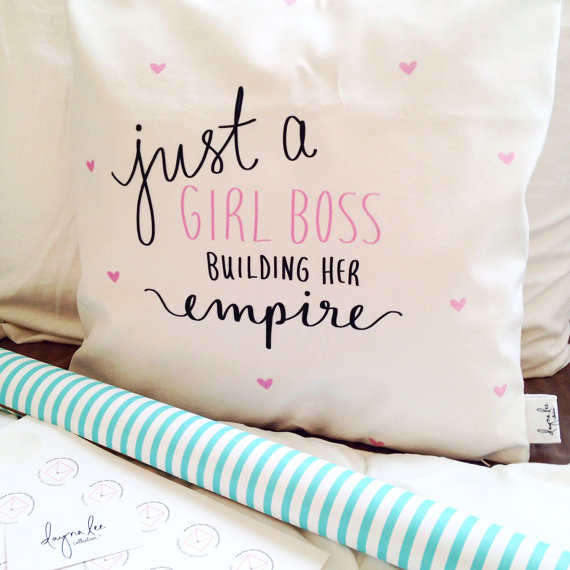 girl-boss-cushion