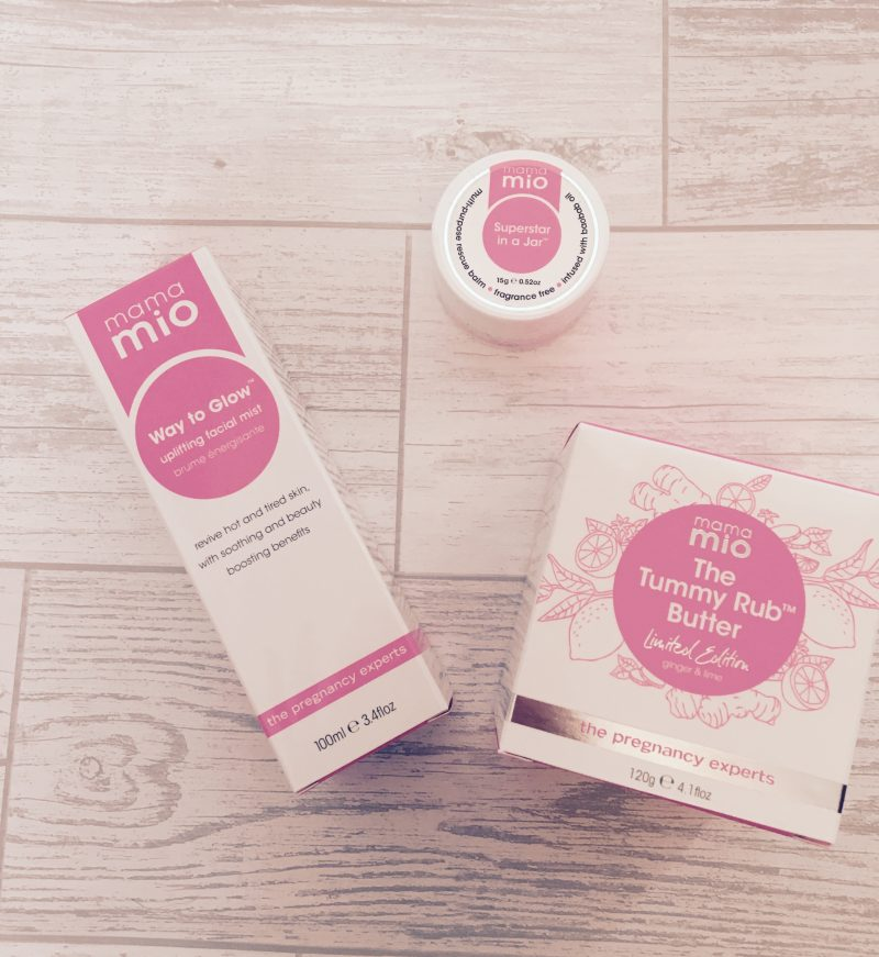Mama Mio – My Pregnancy Savior
