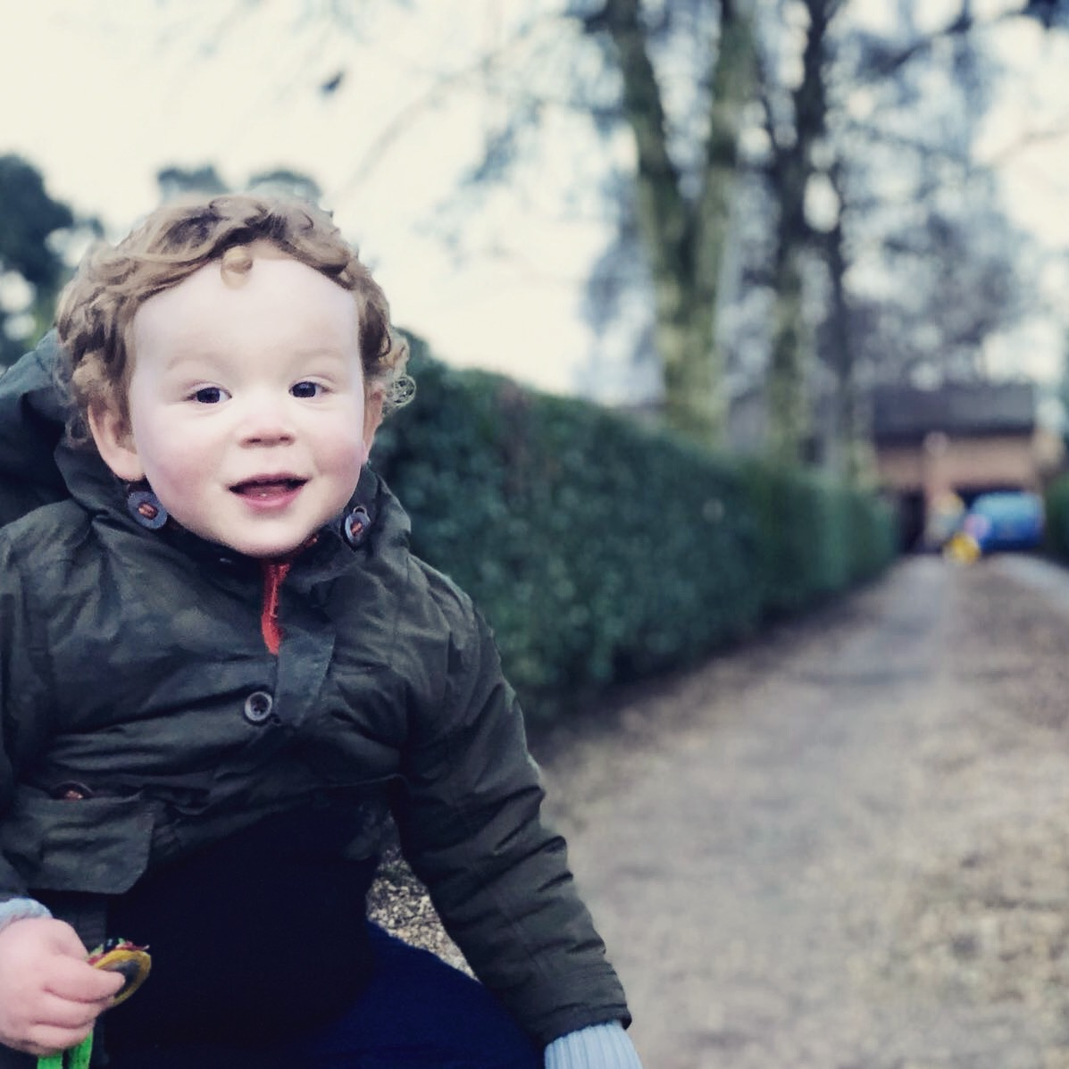 The Terrible Twos….. a mere three weeks in!