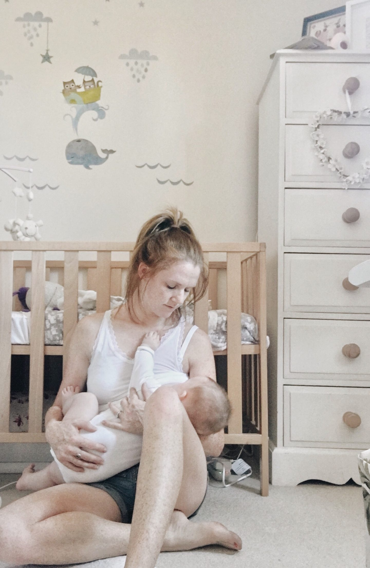 Breastfeeding and Me